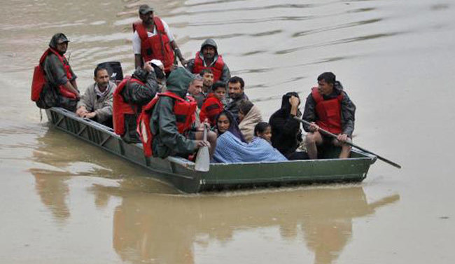 Support J&K Disaster Relief With Me #TTR #dcbbank