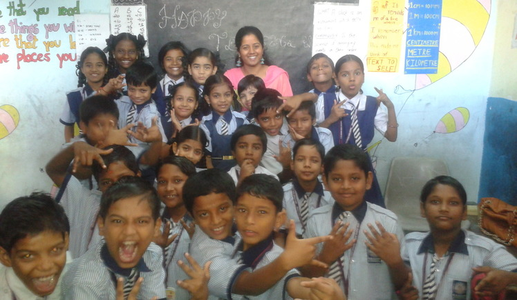 I am running at  the hyd 10k run for a heartfelt cause :  TEACH FOR INDIA