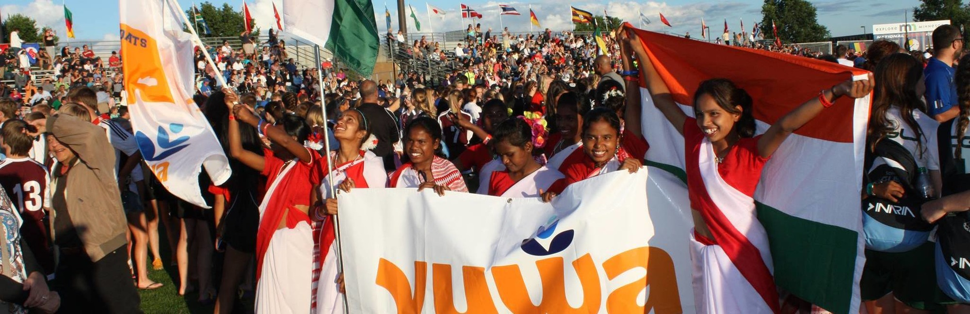 Help Yuwa Empower these girls