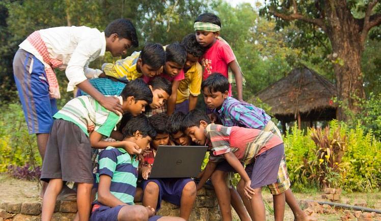 Computer literacy for Underprivileged Children