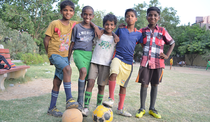 Building Better Lives Through Sports