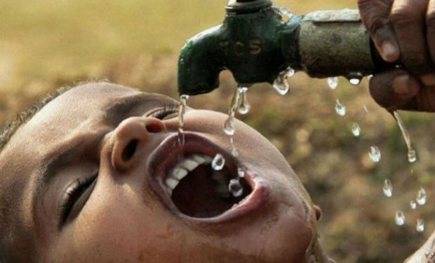 Save water to save life