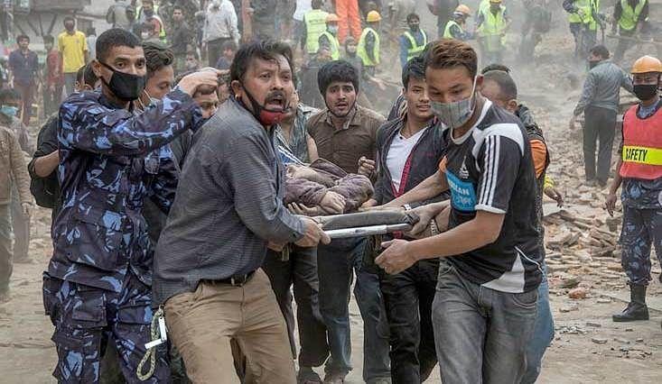 Help Rehabilitate Nepal #SaveNepal