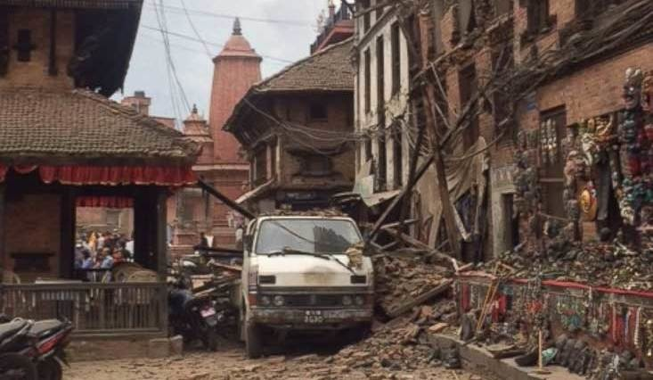 Support Nepal Disaster Relief #SaveNepal