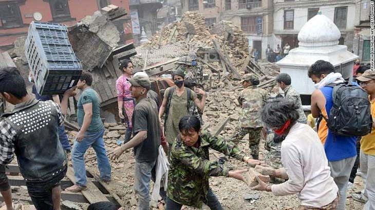 We for Nepal- Rebuilding Lives