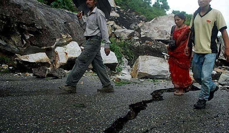 Nepal needs us!