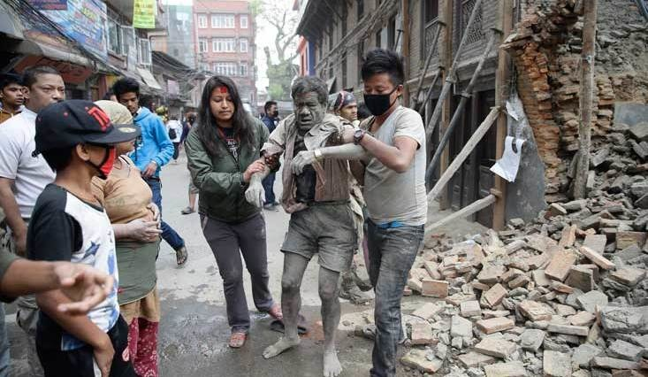 Donate Funds to Help Nepal Earthquake victims