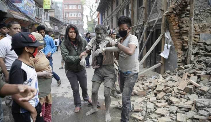 Let's help revive Nepal #saveNepal