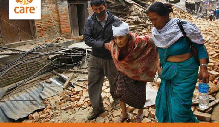Devastating Earthquake in Nepal and North India
