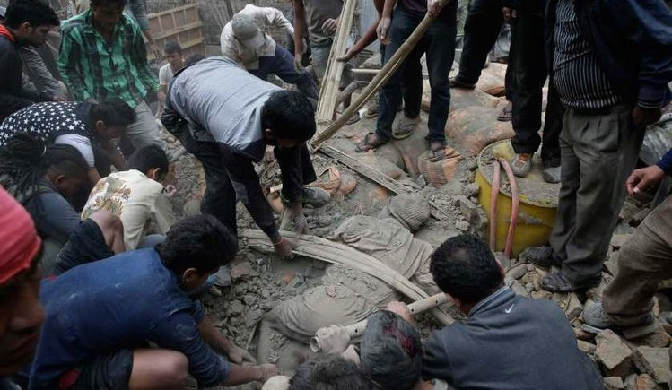 Nepal Earthquake Official Support Shuddhi