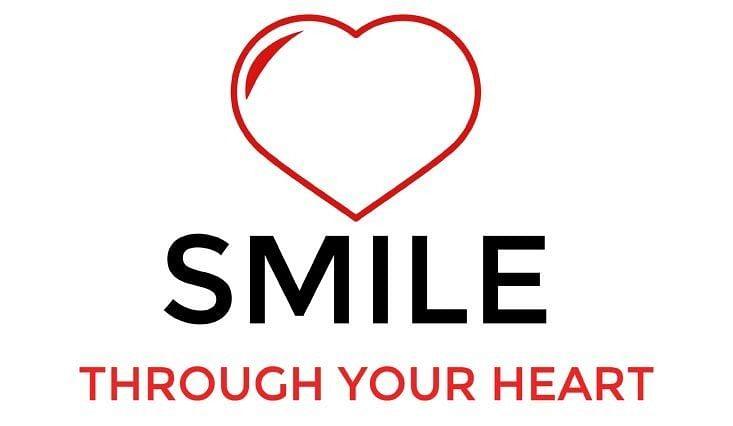 Smile Through your heart