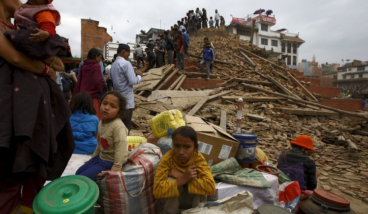 Contribute for Kids in Nepal who lost Families