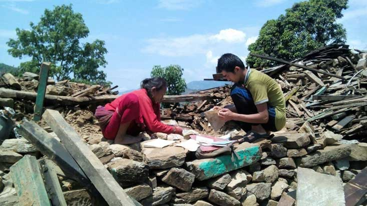 Its just #100RupessOnly To #RebuildNepal, lets help rebuild homes and human lives