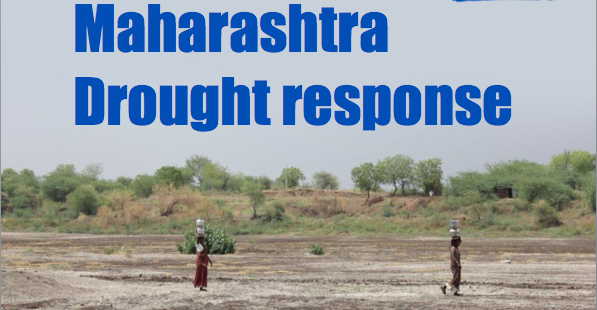 Drought - A recurring phenomenon in Maharashtra
