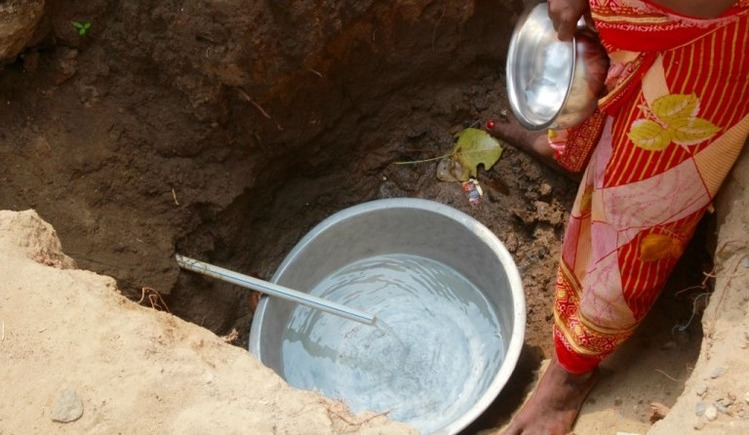 Drought in Odisha- Support for the vulnerable