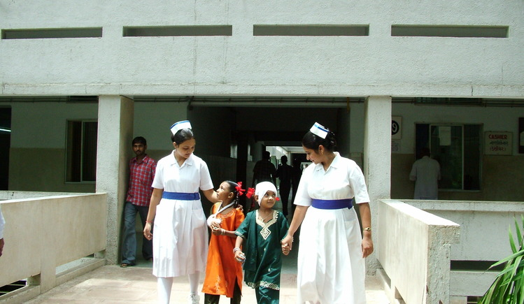 Bring hope to underprivileged and poor patients