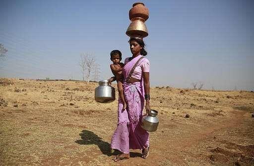 Drought in Orrisa