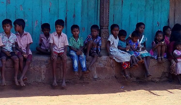 Educational opportunity for Tribal Children