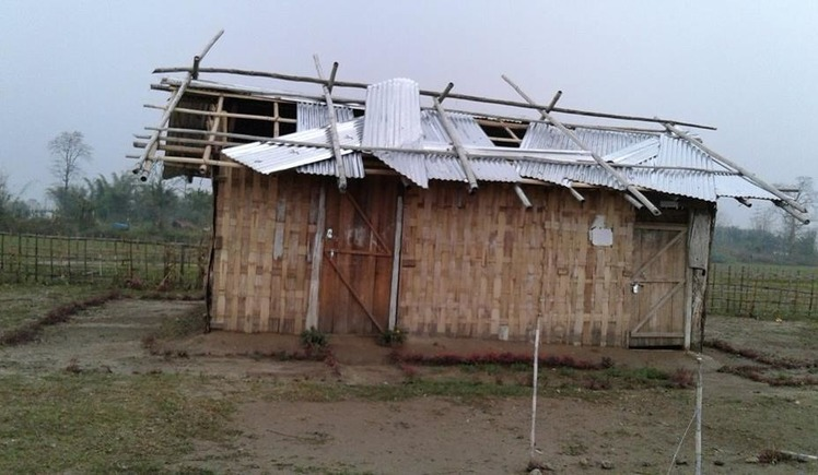 Help Build School Destroyed by Flood and Cyclone