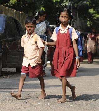 Helping Underpriviledged Government School Student