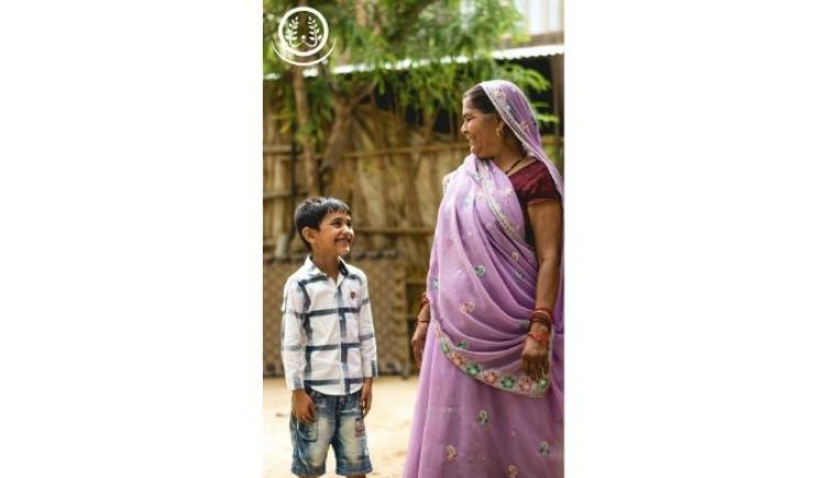 Sarita's journey to freedom from poverty