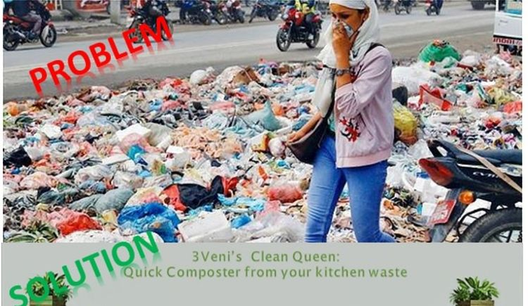 Help us to Build Quick Composter