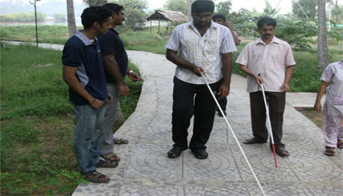 One-Quarter of the Worlds Blind Live in India