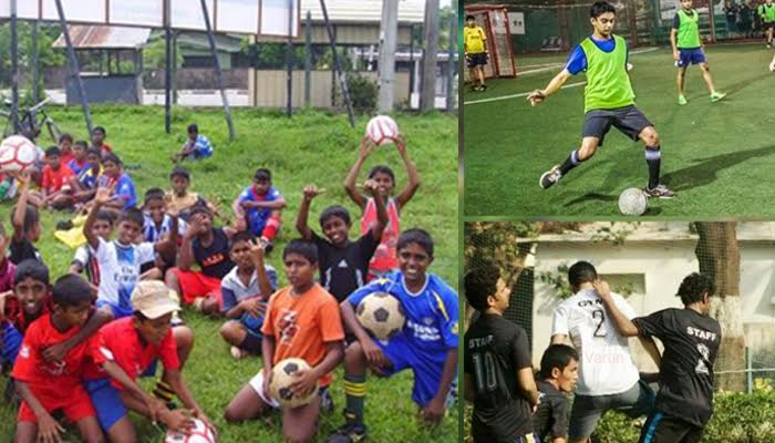 Support 30 kids to live their footballing dream!