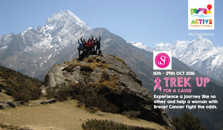 Trek to the Everest Base Camp for USF