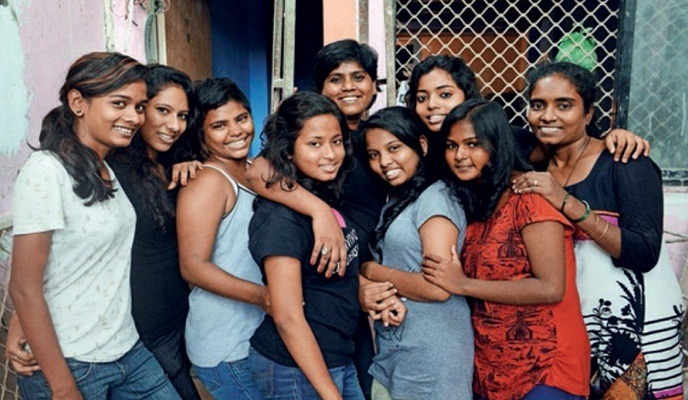 Help Kranti Empower Girls From Red Light Areas