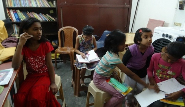 Help educate girls from weaker sections of society