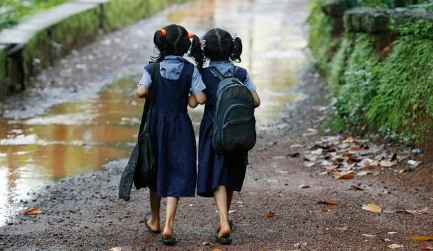Gift a School Bag!Cherish beauty of Child's Smile!