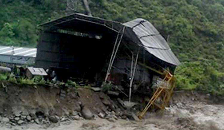 Cloudburst Victims in U'khand need Shelter