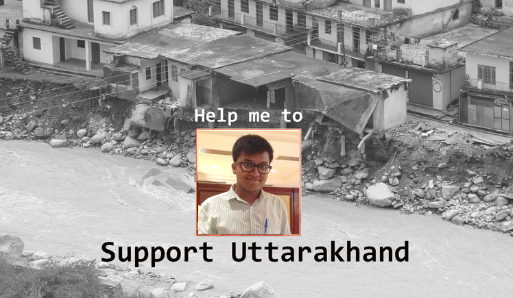 Send your help to Uttarakhand flood victims