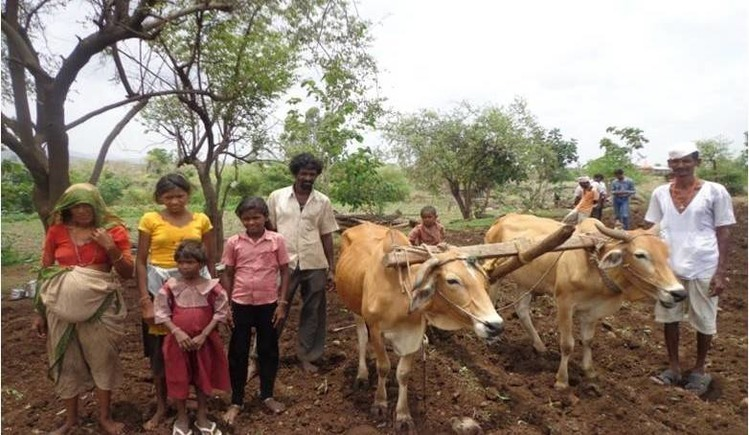 Help for poverty eradication in Dhule