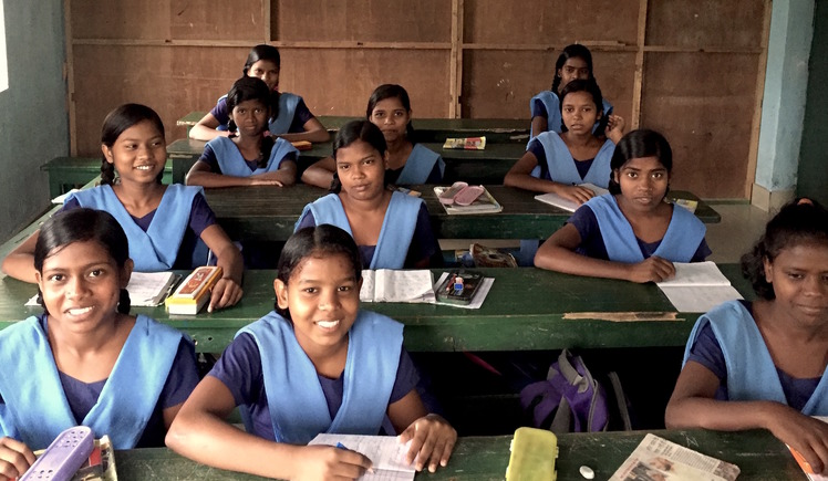 Help change the lives of deprived girls in India