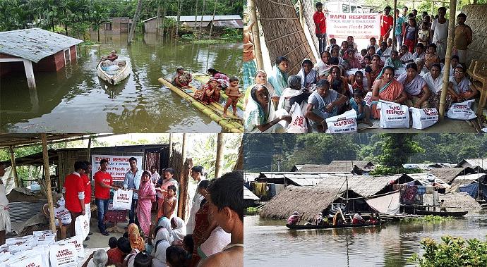 Assam Flood Appeal - Help Needed
