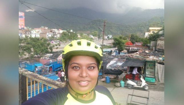 Support Indira Penubolu for Infinity Ride 2019 Aditya Mehta Foundation