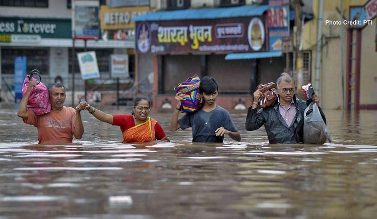 Donate to Maharashtra (Sangli & Kolhapur) and Karnataka Floods 2019