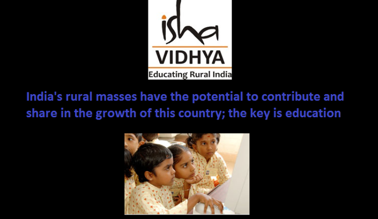 Transforming Rural India by with Quality Education