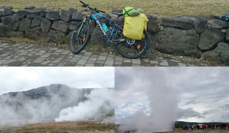 Biking 1500km in Iceland to raise for cancer