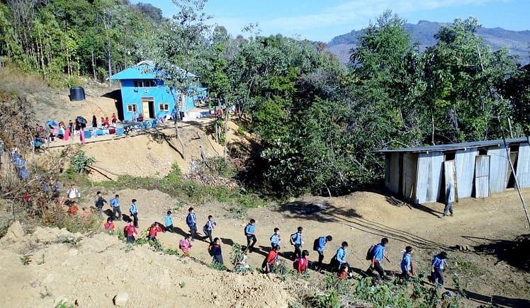 Water Supply for Friendship Children's Hostel