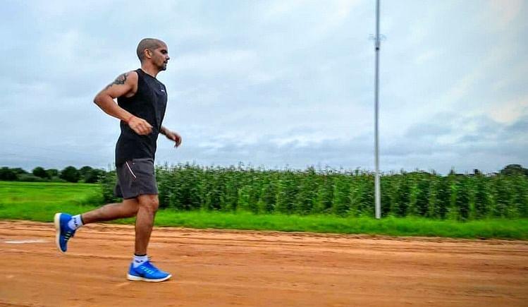 Running for Devnar School for the Blind