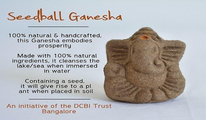 Celebrate EcoFriendly Chaturthi By Gifting An Idol