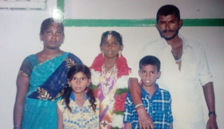 Manikandan was killed for defending his daughter, help his family