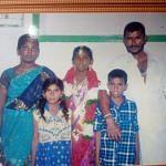 Hemalatha & family
