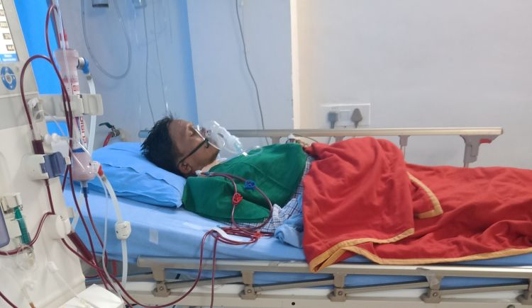 For Urgent Kidney Transplant Surgery Ketto