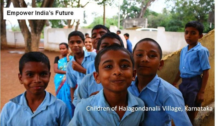 Educate a child from a rural village (Juvalapalem)
