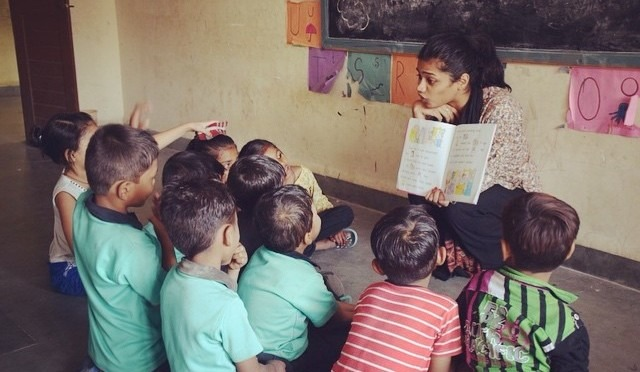 iRead- Funds for Anukshi's Classroom Library