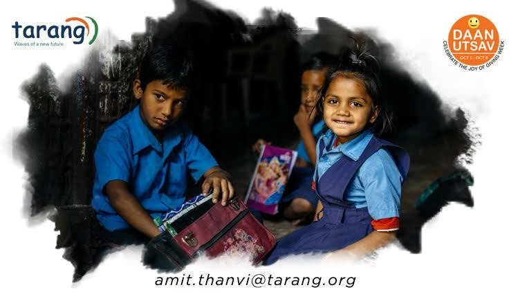 Contribute & Support Our Projects at Tarang
